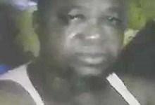 Indien Kaala, le plus ancien prisonnier en Guinée