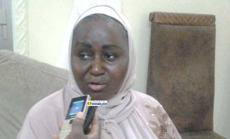 Hadja Koulako Demba Camara, fille du célèbre chanteur Aboubacar Demba Camara