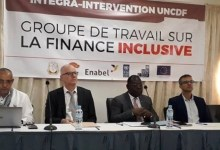 Une rencontre du Groupe de travail sur la finance inclusive