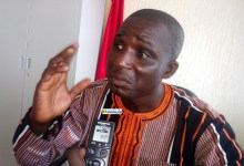 Diabaty Doré, président du parti Rassemblement pour la République (RPR)