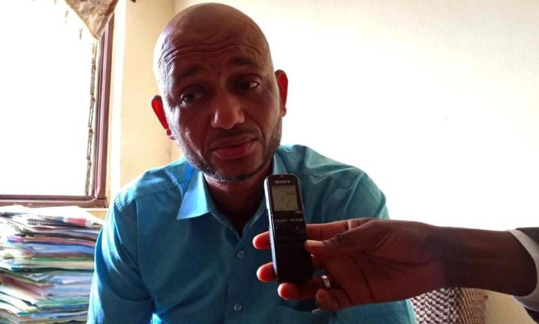 Makan Koné est journaliste, directeur de publication de l'hebdomadaire Nou-velle Libération