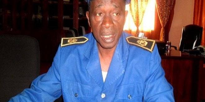 Sadou Keita, gouverneur de Faranah
