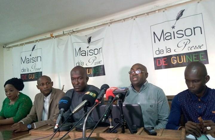 Des membres de la Plateforme Nationale de Participation et d'Initiative Citoyen (PNAPIC)