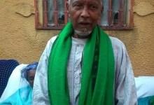 Elhadj Cellou Daka Diallo, décédé le jeudi 3 octobre à Labé