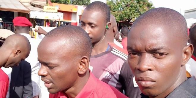 Ibrahima Kalil Diallo président du collectif des jeunes démocrates de Guinée