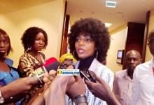 Johanna-Barry, Présidente du comité Miss Guinée