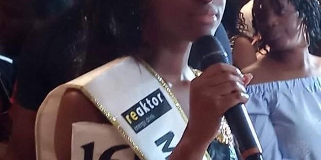 Mariam Touré élue Miss Guinée 2019