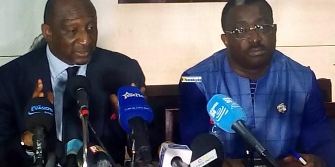 Me Salif Kebé, Président de la Commission électorale nationale indépendante (CENI)