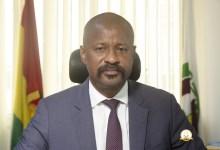 Moustapha Mamy Diaby, Ministre des Postes, des Télécommunications et de l'Economie Numérique