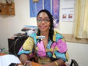 Fatoumata Sylla, Coordinatrice du Centre Dreame
