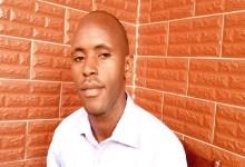 Alpha Bayo, coordinateur général du mouvement Front pour une Alternance Citoyenne (FAC)