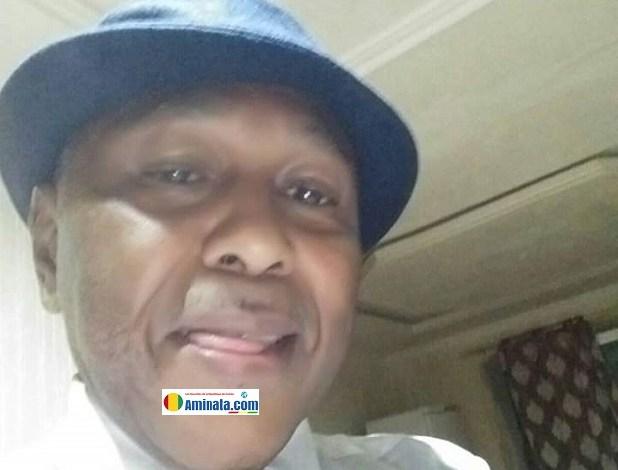 Alpha Oumar Diallo, membre fondateur du SLECG