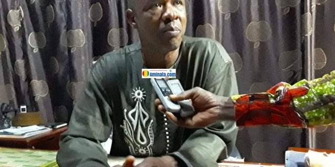 Amadou Tidiane Koula Diallo, Président de l'Association des cambistes