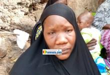 Lamarana Bailo mère de Moussa Barry tué par balle par les forces de l'ordre est inconsolable