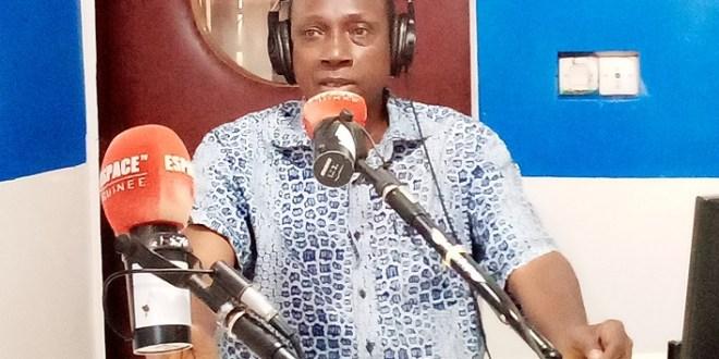 Oumar Sadio Baldé membre fondateur de l'UFR