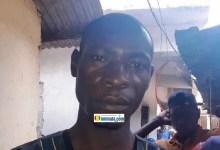Thierno Souleymane Bah, témoin de l'assassinat de Moussa Barry
