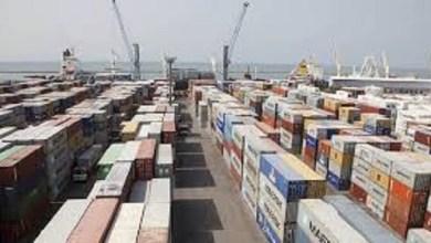 Des conteneurs dans un port africain (photo d'illustration)