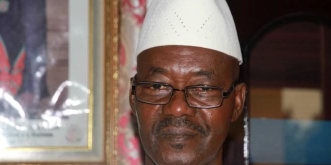 Mohamed Oularé, Directeur général de la Société des eaux de Guinée (SEG)