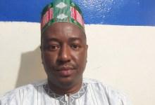 Cellou Baldé de l'Union des forces démocratiques de Guinée (UFDG)