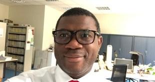 Salifou Soumah, juriste