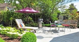 Un espace vert et esthétique aménagé par les Jardins de Tady