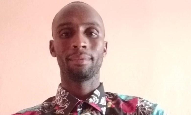 Alpha Madiou Diallo Secrétaire général du Syndicat des enseignants du privé de Guinée (SEPGUI)