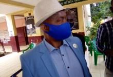 Aboubacar Soumah, leader du Syndicat libre des enseignants et chercheurs de Guinée (SLECG)