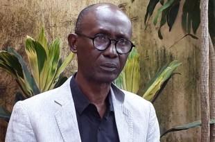 Mandiouf Mauro, président de l'Alliance des Forces pour le Changement (AFC)