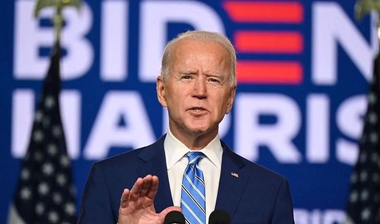 Joe Biden, Président des États-Unis