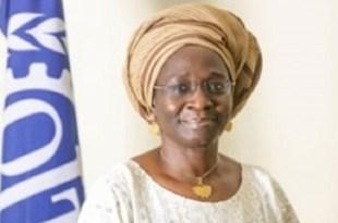 Mme Cynthia Samuel-Olonjuwon, sous-directrice générale et directrice régionale pour l'Afrique, Organisation internationale du travail