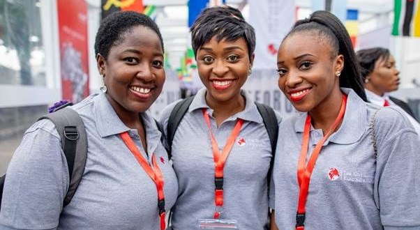 Des lauréates de la Fondation Tony Elumelu (TEF)