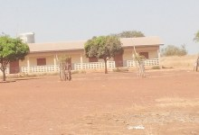 Le collège de Gberedou Baranama