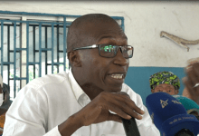 Ahmed Tidjane Sylla, responsable communication UFR