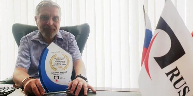 Alexander Larionov, Chef de la représentation de RUSAL en Guinée
