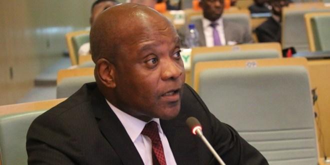 Dr. John Nkengasong, Directeur, Africa CDC