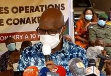 Ibrahima Kourouma, ministre de l'habitat