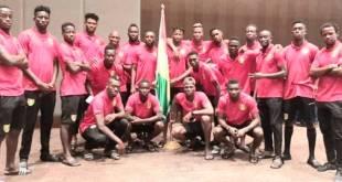 Namibie vs Guinée - La liste des 23 joueurs guinéens