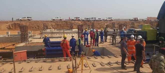 Suivi de projets de développement intégrés: dans les régions de Boké et de Boffa.