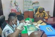 Vaccin anti-covid: les travailleurs du Ministère de la ville reçoivent la seconde dose