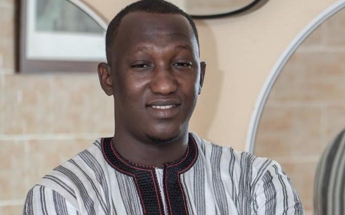 Alpha Baldé, acteur culturel