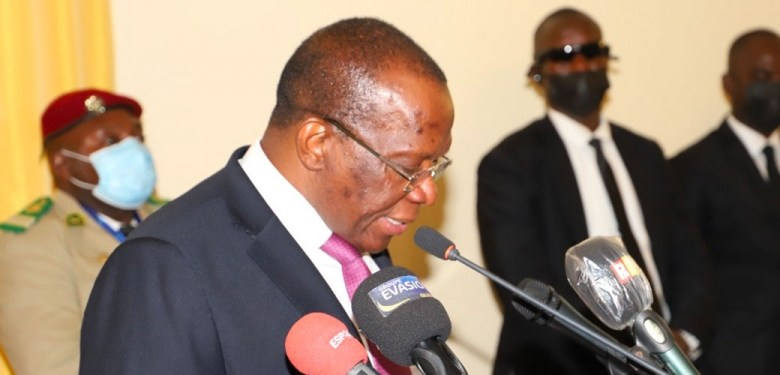 Dr Ibrahima Kassory Fofana