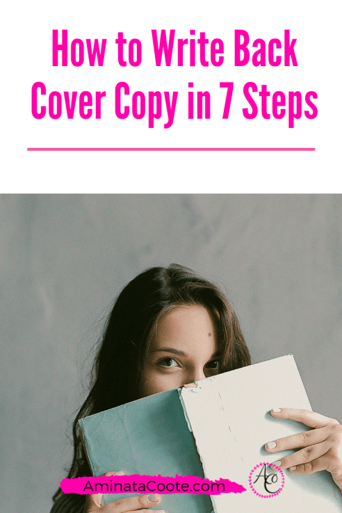 How to Write Back Cover Copy