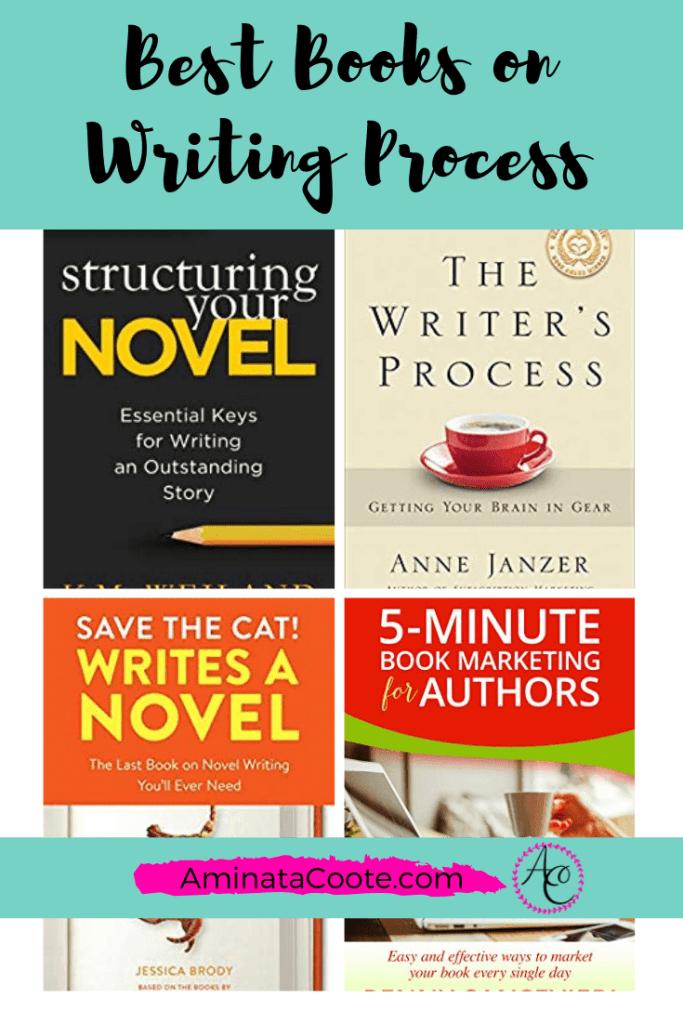 Best books on writing process