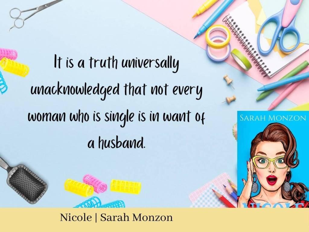 Nicole by Sarah Monzon