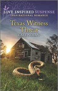 Texas Witness Threat by Cate Nolan