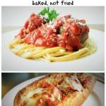 The Best Baked Meatball Recipe