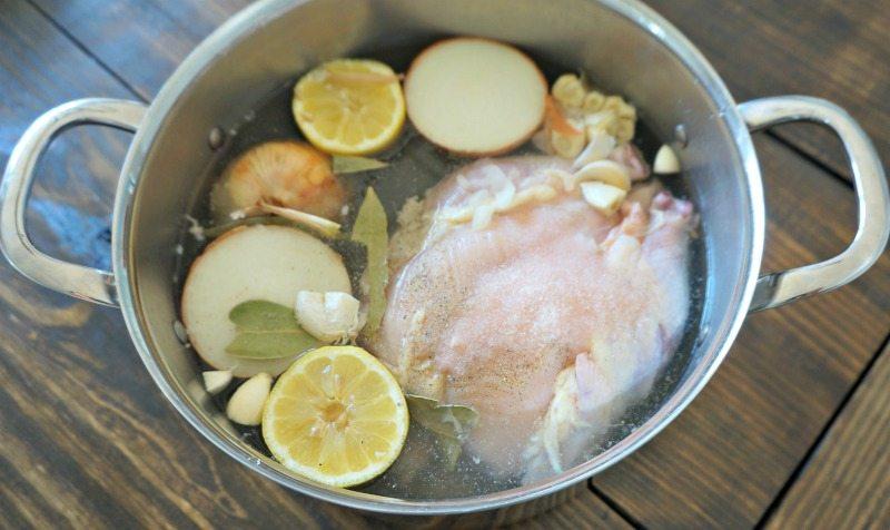 preparing-chicken-soup