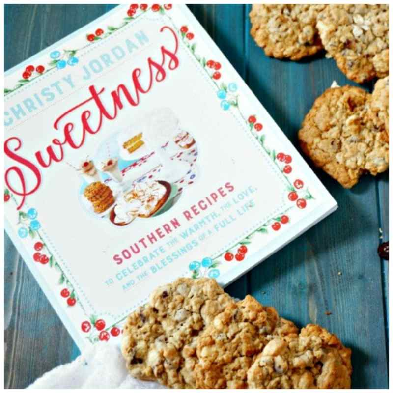 A recipe shared straight from Christy Jordan's cookbook, Sweetness.