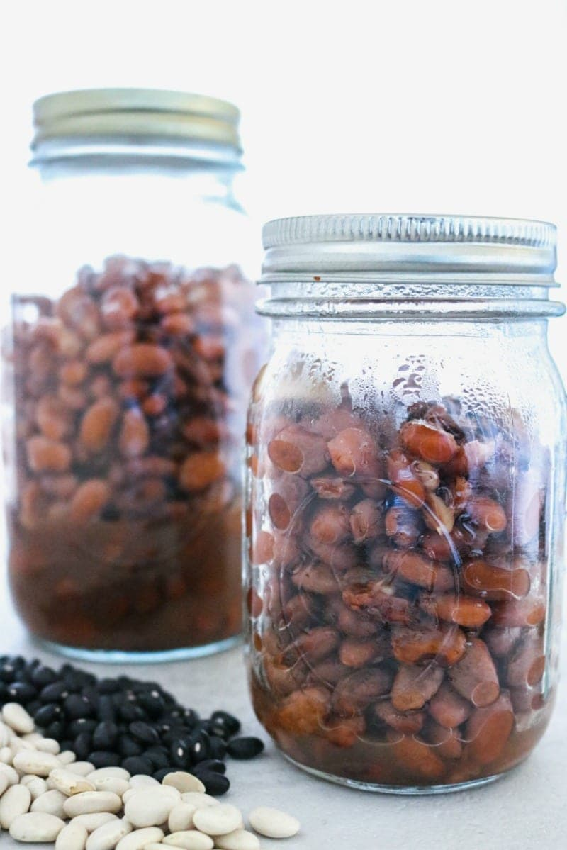 How to Cook Beans in an Instant Pot Beans: How to Cook Dried Beans in a Pressure Cooker with No Pre-Soaking Required: The EASIEST, FASTEST way to cook dried beans with success.
