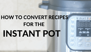 How to Use Your Pressure Cooker as a Slow Cooker--A Mind